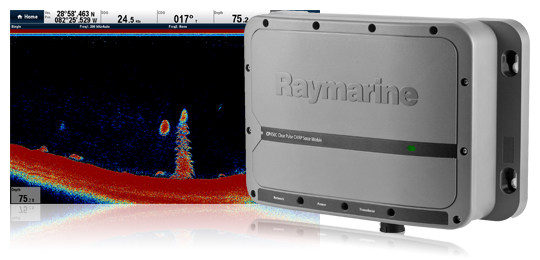 Transducer Options for Raymarine CP450C | Raymarine by FLIR