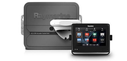 Media Resources for Autopilots | Raymarine - A Brand by FLIR