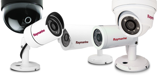 Media Resources for Marine Cameras | Raymarine - A Brand by FLIR