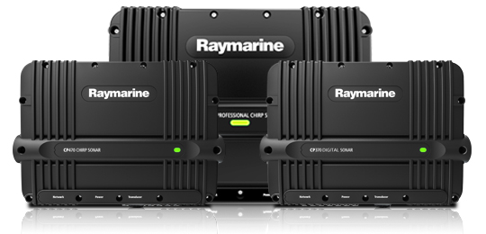 Transducers for Fishfinders | Raymarine by FLIR