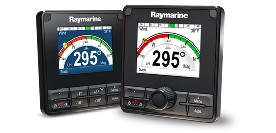 Find out more about Control Heads | Raymarine - A Brand By FLIR