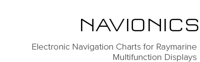 Navionics Upgrades | Raymarine Cartography