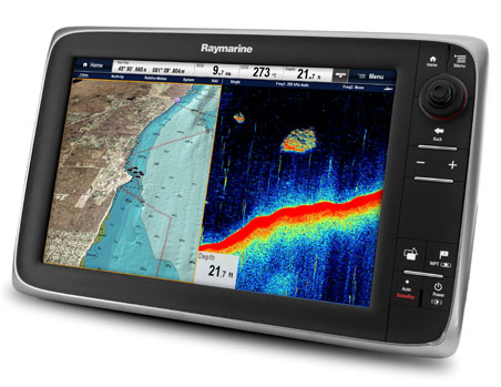 cSeries with Sonar | Raymarine