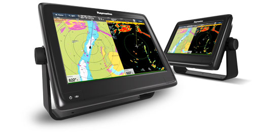 Hier vindt u meer informatie over de the aSeries Models | Raymarine by FLIR