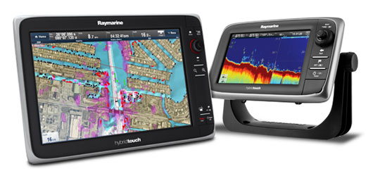Hier vindt u meer informatie over de the eSeries Models | Raymarine by FLIR
