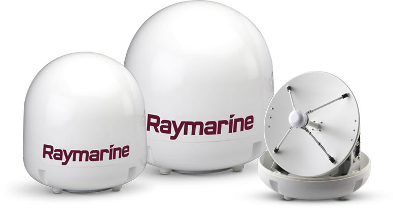 Satellite TV Features | Raymarine - A Brand by FLIR