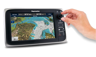 cSeries with Rotary Control | Raymarine