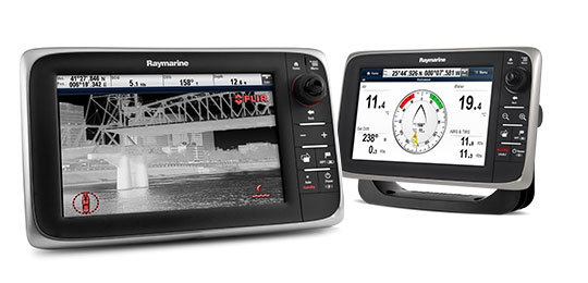 Hier vindt u meer informatie over de the cSeries Models | Raymarine by FLIR